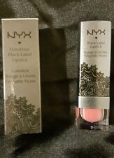 NYX Black Label Lipstick Sweet Prawn