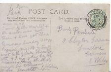 Family History Postcard - Penhale - Landore - Swansea - S Wales - Ref 1465A