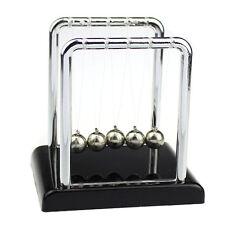 Cradle Steel Ball Balance de Physique Sciences Accessoire Jeu de bureau Newton