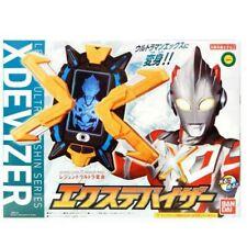 Ultraman X Deviser Devizer BANDAI NOT DX