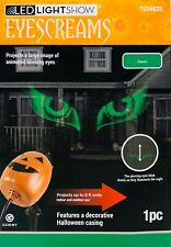 EYESCREAMS Halloween Blinking Black Cat Eyes Light Show Projector LED Eye Scream