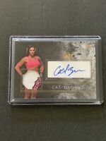 2016 Topps UFC Top of the Class Autographed Relics #TCARCZ Cat Zingano 2 COLOR