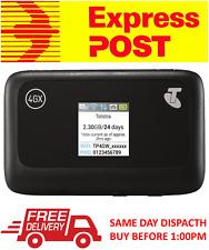 Telstra ZTE (MF910Y) 4GX Pocket Wi-Fi Plus Dual TS9 Antenna Ports AU STOCK