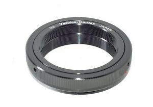 T2 Adapter for Contax/Yashica