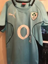 Ireland Rugby Top. Size Small IRFU sports Shirt. Excelkent Condition