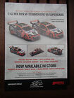 BIANTE 1:43 SHOP BROCHURE HOLDEN VF COMMODORE V8 2015 CLIPSAL 500 1 ONLY NEW