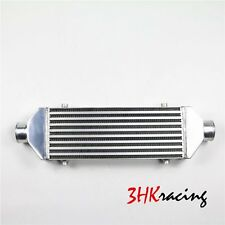 """24x7x2.5 2.5"""" Inlet & Outlet  Universal Bar&Plate Front Mount Turbo Intercooler"""