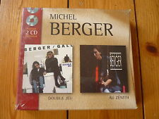 France Gall & Michel Berger - Double Jeu / Zenith 2CD-BOX WARNER RECORDS 2000 OV