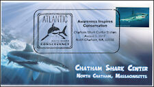 17-286, 2017, Atlantic White Shark Conservancy, , Event Cover, Pictorial Cancel,