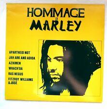LP VARIOUS ARTISTS « HOMMAGE A MARLEY » / VINYL 33 RPM