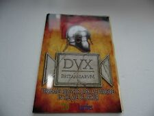 Dux britanniarum (Softcover) Wargames Rules for dark age Warfare/Arthur New