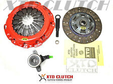 XTD STAGE 2 RACE CLUTCH KIT FITS 350Z G35 3.5L 370Z G37 3.7L W/SLAVE BEARING