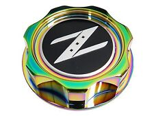 NEO M7-STYLE JDM BILLET ENGINE OIL FILLER CAP FOR NISSAN 300ZX 350Z 370Z