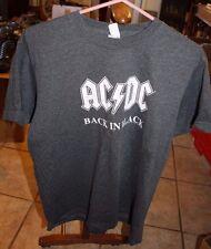AC/DC Back In Black tee Lage