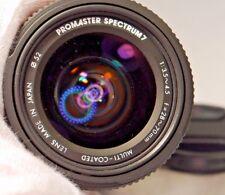 Promaster Spectrum f4-5.6 70-210mm Lens for Pentax KA A manual focus MINT