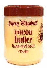 Reine Elisabeth Beurre de Cacao Main et Corps Crème 500ml