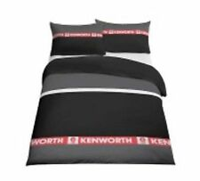 KENWORTH KING SINGLE QUILT COVER SET (KEN118)