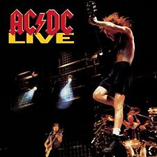 AC/DC CD - LIVE [2 DISCS][REMASTERED](2003) - NEW UNOPENED - ROCK METAL