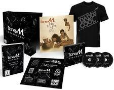 Boney M. - DIAMONDS / 40th ANNIVERSARY FAN-EDITION 3CD+LP+DVD+T-Shirt