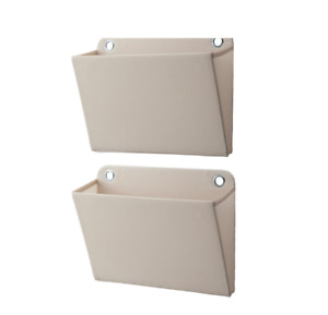 Ikea PLUGGHÄST Hanging folder, beige, Paper folder Pack of 2, New