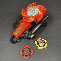 Power Rangers Super Ninja Steel Lion Fire Morpher With Sounds x2 Stars BanDai