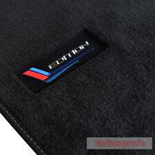 Premium Velour Edition Fußmatten für BMW 3er E92 Coupe ab Bj.2005 - 2014