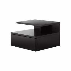 17 Stories Nachttisch mit Schublade Nachtschrank Beistelltisch Kommode Sidebo 0e
