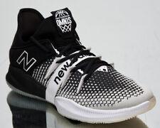 New Balance OMN1S Low Men's Kawhi Leonard Black White Basketball Sneakers Shoes