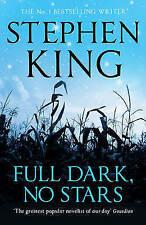 Full Dark, No Stars by Stephen King (Hardback, 2010)