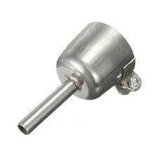 7mm Round Weld Tip Speed Welding Nozzle For Hot Air Plastic Welder Gun