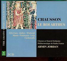 Armin Jordan / Chausson : Le Roi Arthus - 3CD Box Set - MINT