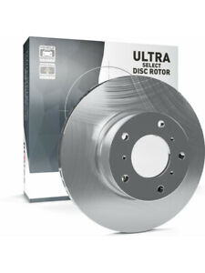 2 x Protex Ultra Select Slotted Brake Rotor FOR SUBARU FORESTER SH (SDR653HXS)