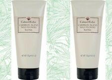 Two Crabtree and Evelyn Caribbean Island Wild Flowers Body Polish Two Tubes