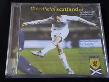 The Official Scotland CD NEW FISH RUNRIG STATUS QUO BAY CITY ROLLERS PROCLAIMERS