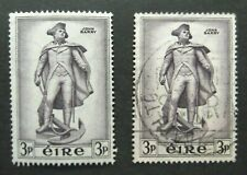 Ireland-1956-3p John Barry issues-MNH & Used