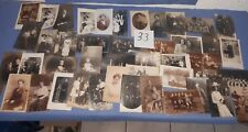 Konv 44 Alte Postkarte  Alter von ca 1900-1945  (33)