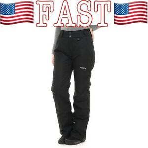NEW ARCTIX 1800 Women's Premium Insulated Snow Pants Black Size 3X