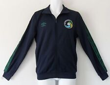 Umbro NEW YORK COSMOS DIAMOND ICONS Track jersey sweat shirt Jacket Top~Mens Lrg