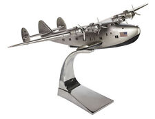 AP451 BOEING 314 DIXIE CLIPPER Pan Am Airplane Model Aircraft Aluminum Stand NEW