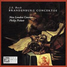 Unknown Artist : Bach: The Brandenburg Concertos (Complet CD