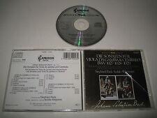 JOHANN S.BACH/DIE SONATAS PARA VIOLA DA GAMBA(CAPRICCIO/10 043)CD ÁLBUM