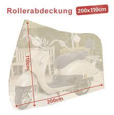 Rollerabdeckung Roller-Abdeckplane Schutzhülle Plane-Hülle Abdeckplane