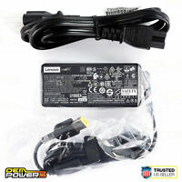 Genuine Lenovo ThinkPad 45W AC Adapter Power Supply Charger E465 E550 E555 E560