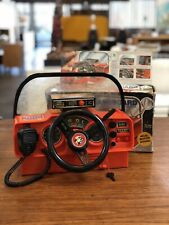 Dukes Of Hazzard General Lee Dashboard w/Fuzz Detector & Original Box