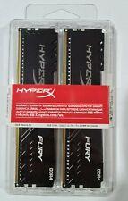 HyperX Fury HX426C16FB3K2/16 DIMM DDR4 CL16 (Kit 2x8GB) 16GB 2666MHz CL16 DIMM