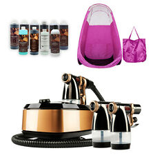 MAXIMIST ALLURE XENA SPRAY TANNING SYSTEM  W TAMPA BAY TAN SPRAY, PINK TENT
