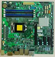 New Supermicro X11SSQ MicroATX Motherboard LGA1151 DDR4 SATA3 USB3.0 Intel Q170