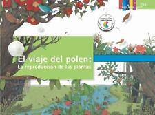 El viaje del polen: La reproducción de las plantas (Ciencia Basica: Click Click)