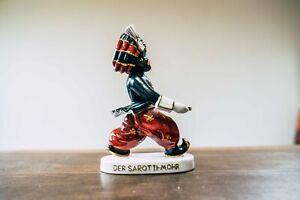 Sarotti-Mohr Werbefigur aus Porzellan