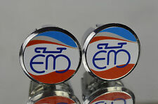 Eddy Merckx Team Motorola Handlebar End Plugs Bar Caps endstopfen lenkerstopfen